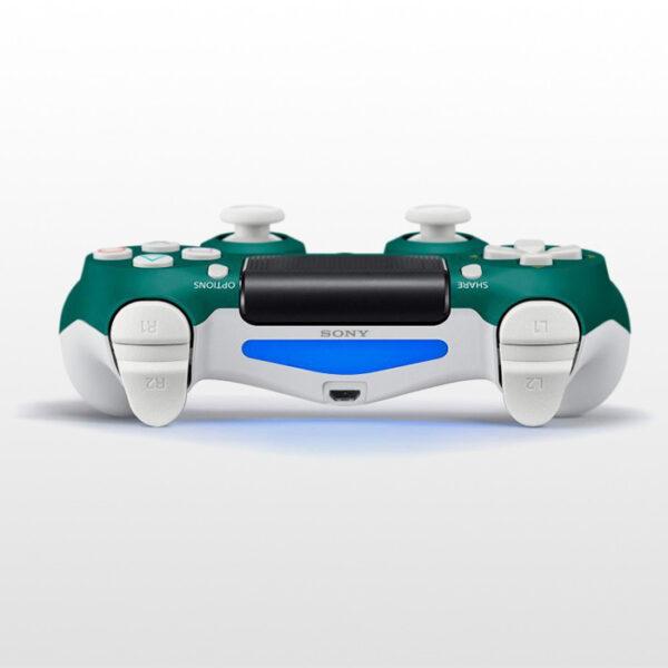 تصویر دسته پلی استیشن ۴ DualShock 4 Alpine Green