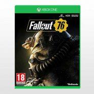 تصویر بازی ایکس باکس Fallout 76
