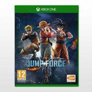 تصویر بازی ایکس باکس Jump Force