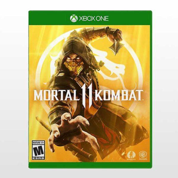 تصویر بازی ایکس باکس وان Mortal Kombat 11