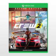 تصویر بازی ایکس باکس The Crew 2 Deluxe Edition