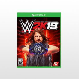 بازی ایکس باکس WWE 2K19