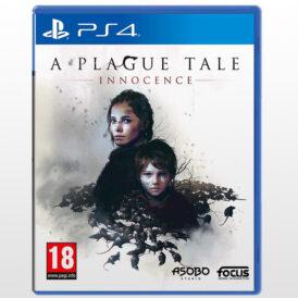 تصویر بازی پلی استیشن ۴ ریجن۲-A Plague Tale: Innocence