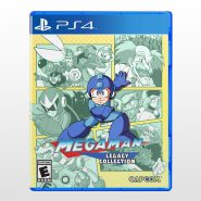 Mega Man Legacy Collection All