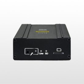 ضبط مکالمه ۱ خط مدل RU11
