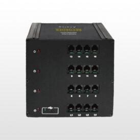 ضبط مکالمه ۱۶ خط مدل RU161