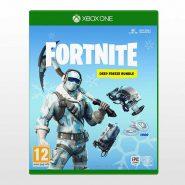 تصویر بازی ایکس باکس Fortnite: Deep Freeze Bundle