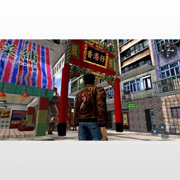تصویر بازی ایکس باکس Shenmue I-II