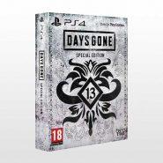 بازی پلی استیشن ۴ ریجن۲-Days Gone Special Edition