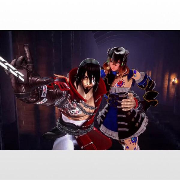 تصویر بازی پلی استیشن ۴ ریجن ۲ Bloodstained: Ritual Of The Night