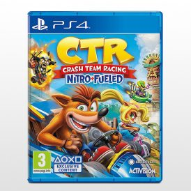 تصویر بازی Crash Team Racing Nitro-Fueled