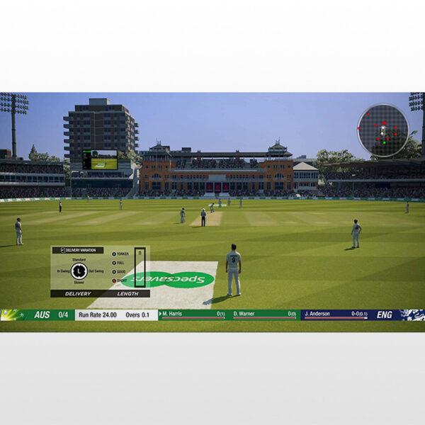 بازی پلی استیشن ۴ ریجن ۲-Cricket 19 International Edition