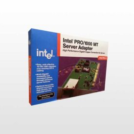 Intel Pro1000 MT Desktop Adaptor PCI Adapter