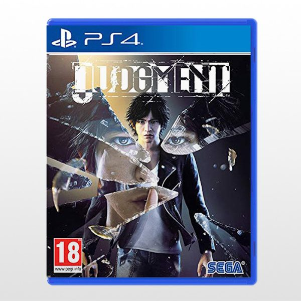 تصویر بازی پلی استیشن ۴ ریجن۲-Judgment