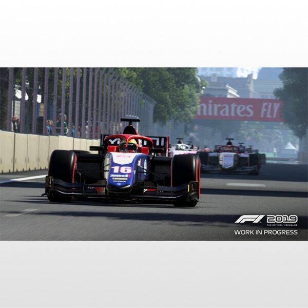 تصویر بازی پلی استیشن ۴ ریجن ۲-F1 2019 Anniversary Edition