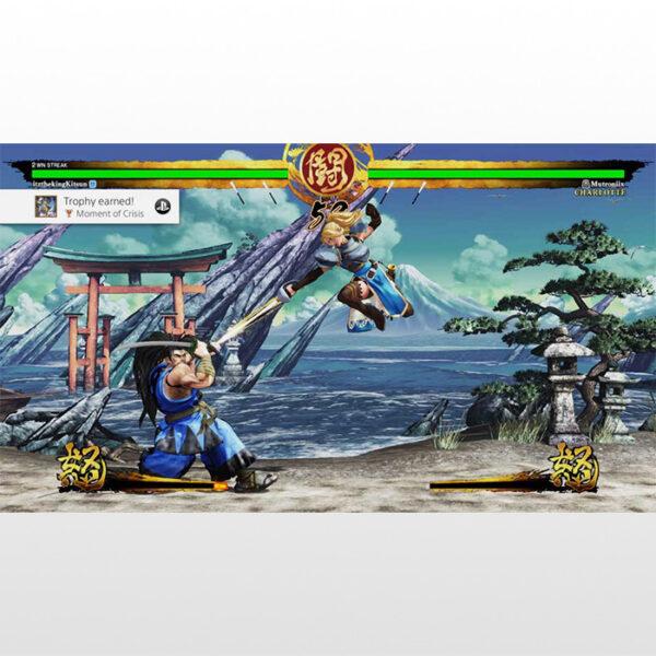 تصویر بازی پلی استیشن ۴ ریجن ۲ Samurai Shodown