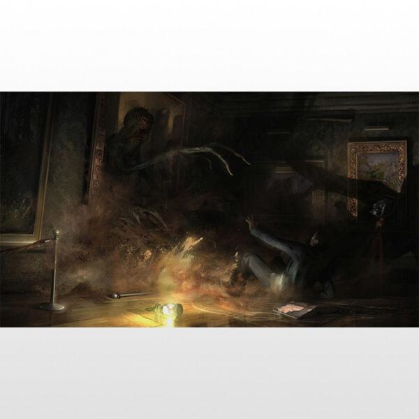 تصویر بازی پلی استیشن ۴ ریجن ۲ The Sinking City