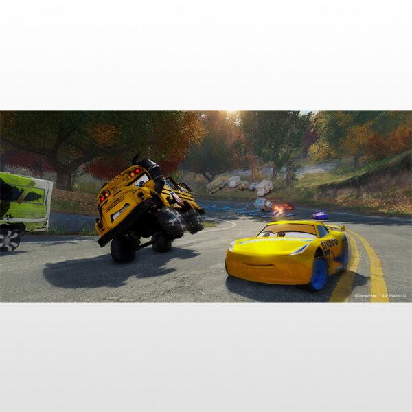 تصویر بازی پلی استیشن ۴ ریجن ۲ Cars 3: Driven To Win