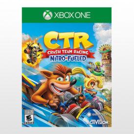 تصویر بازی Crash Team Racing Nitro-Fueled