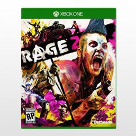 تصویر بازی ایکس باکس Rage 2