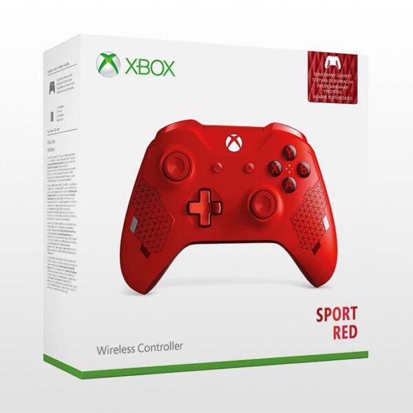 تصویر دسته ایکس باکس وان Sport Red Special Edition