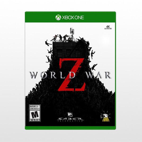 تصویر بازی ایکس باکس World War Z