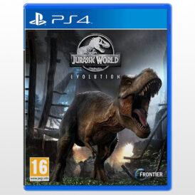 تصویر بازی پلی استیشن ۴ ریجن ۲-Jurassic World Evolution