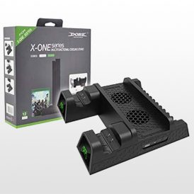 تصویر استند چند کاره ایکس باکس Multifunctional Cooler Stand Xbox