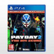 تصویر بازی پلی استیشن ۴ ریجن PayDay 2 The Big Score-All