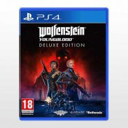 تصویر بازی پلی استیشن ۴ ریجن ۲-Wolfenstein: Youngblood Deluxe Edition