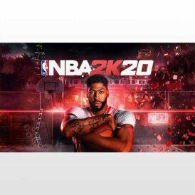 تصویر بازی پلی استیشن ۴ ریجن NBA 2K20-2
