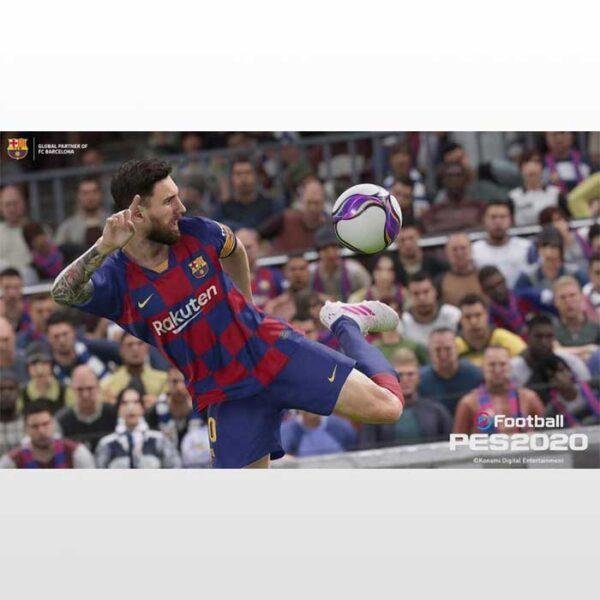 تصویر بازی ورزشی PES 2020