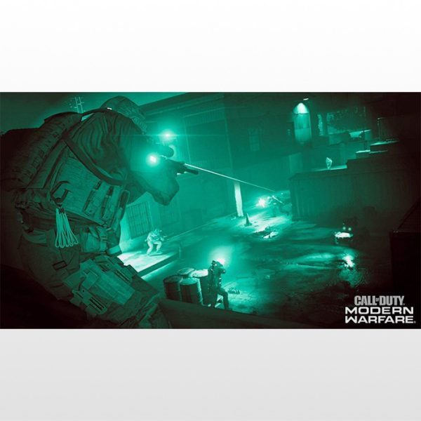 تصویر بازی پلی استیشن ۴ ریجن ۲-Call Of Duty Modern Warfare