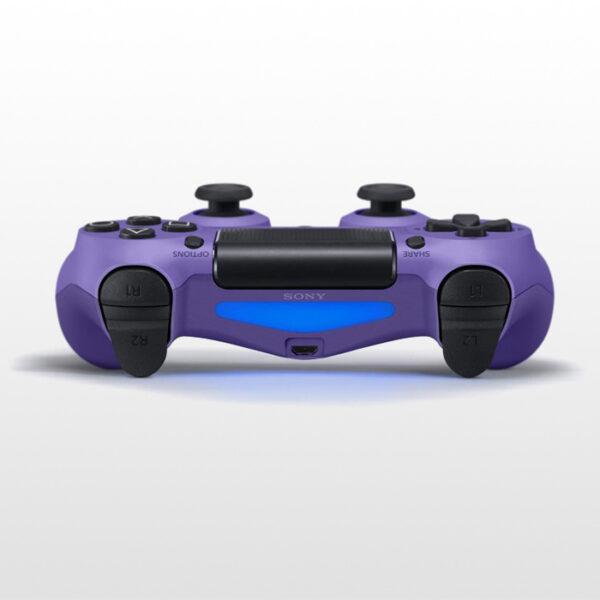 تصویر دسته پلی استیشن ۴ DualShock 4 Electric Purple