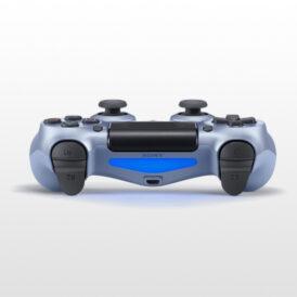 تصویر دسته پلی استیشن ۴ DualShock 4 Titanium Blue
