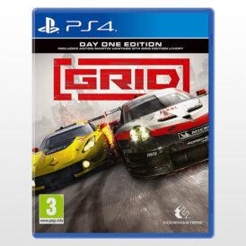 تصویر بازی پلی استیشن ۴ ریجن ۲-GRID Day One Edition
