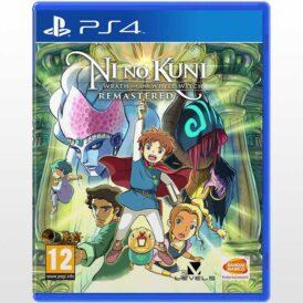 تصویر بازی پلی استیشن ۴ ریجن Ni No Kuni: Wrath of the White Witch Remastered-2