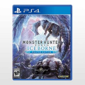 تصویر بازی پلی استیشن ۴ ریجن Monster Hunter World: Iceborne-2