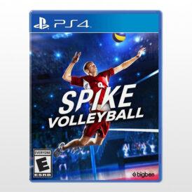 تصویر بازی پلی استیشن ۴ ریجن ۲-Spike Volleyball