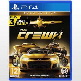 تصویر بازی پلی استیشن ۴ ریجن ۲-The Crew 2 Gold Edition