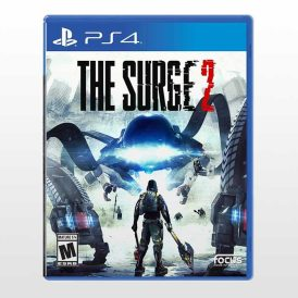 تصویر بازی پلی استیشن ۴ ریجن The Surge 2-2