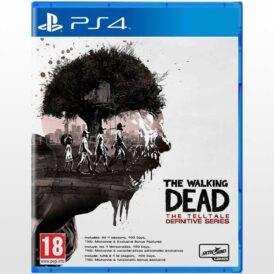 تصویر بازی پلی استیشن ۴ ریجن The Walking Dead: The Telltale Definitive Series-2