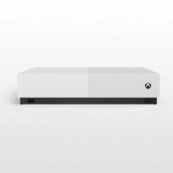 تصویر ایکس باکس وان اس ۱ ترابایت کپی خور Xbox one S All-Digital Edition