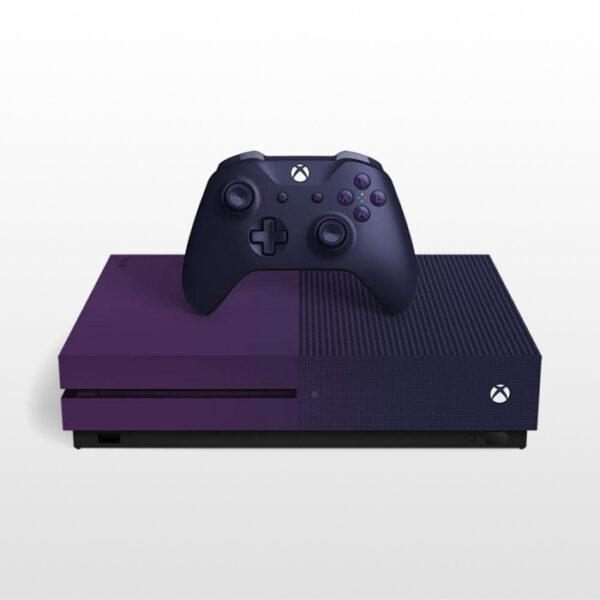 تصویر ایکس باکس وان اس ۱ ترابایت Xbox one S Gradient Purple Limited Edition