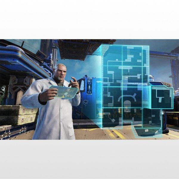تصویر ایکس باکس وان ایکس ۱ ترابایت Xbox one X Gears 5 Limited Edition