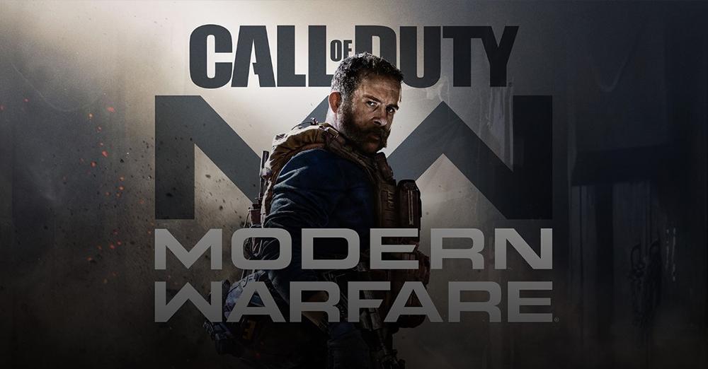 بازی Call of duty:modern warfare
