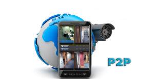 انتقال تصویر از طریق P2P