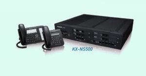 KX NS500