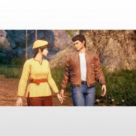 تصویر بازی پلی استیشن ۴ ریجن ۲- Shenmue III Day One Edition