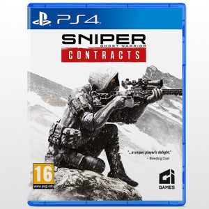 تصویر بازی پلی استیشن ۴ ریجن ۲-Sniper Ghost Warrior: Contracts